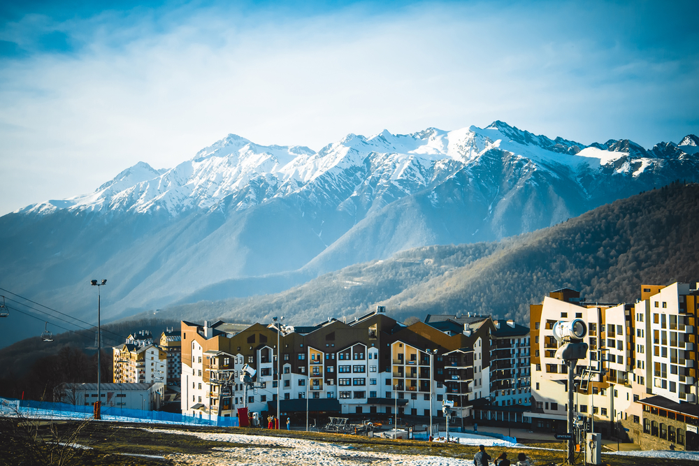 Film, Television, Documentary Production in Sochi