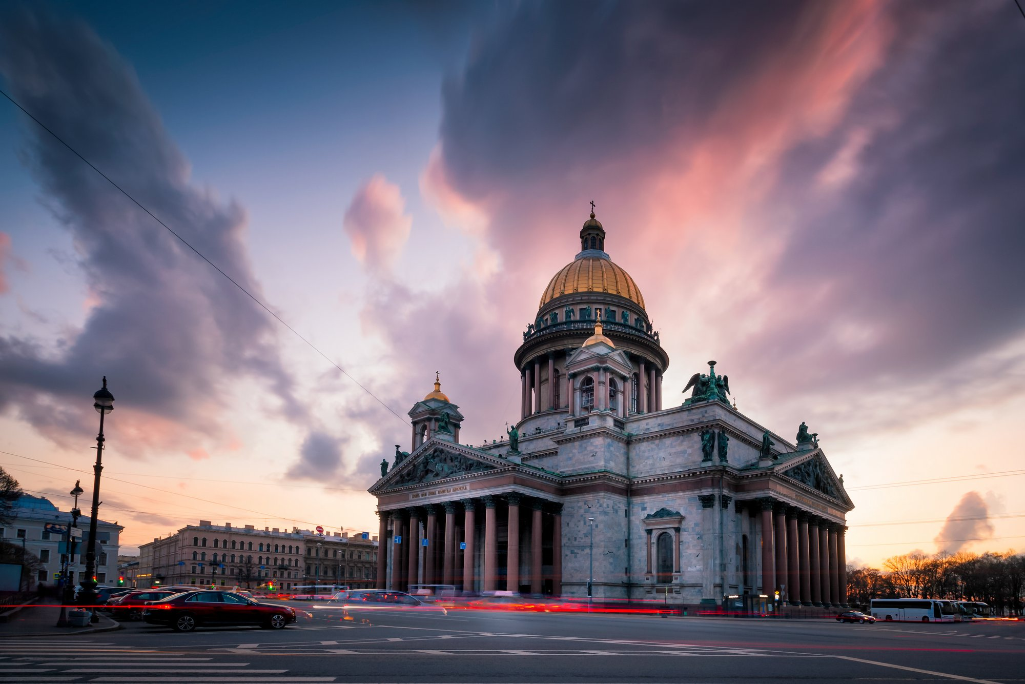 Filming in Russia: Cities With Million-Plus Population