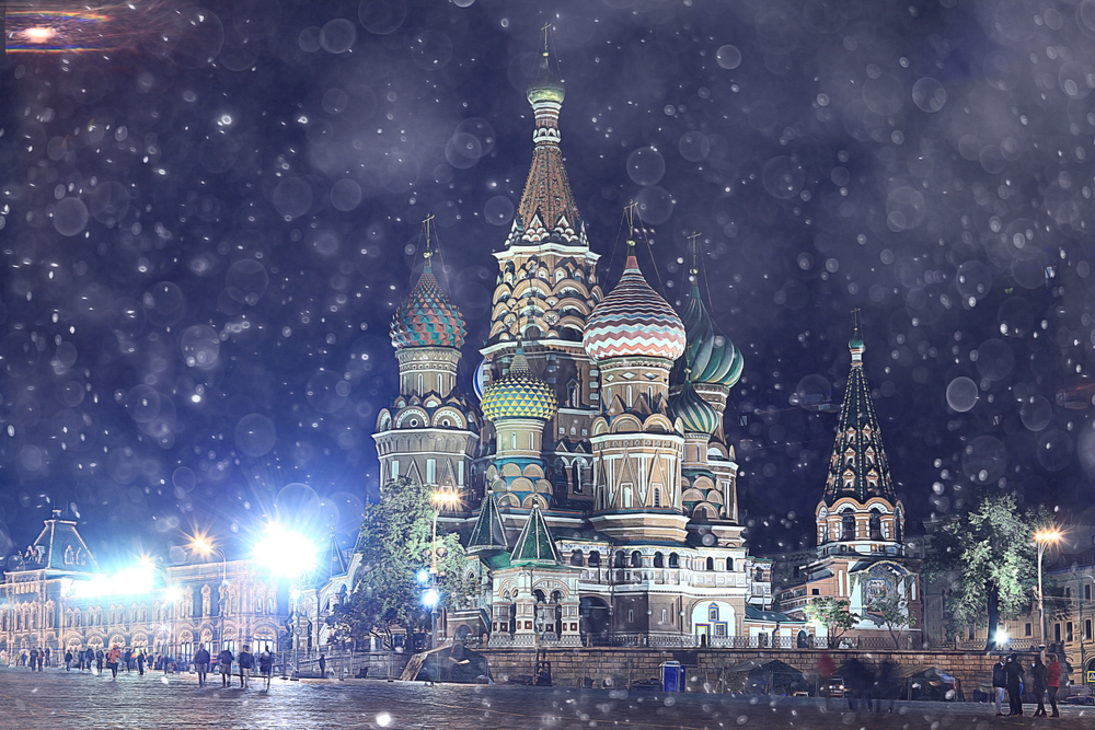 TV, Documentary Production in Moscow During 2018 FIFA World Cup