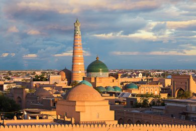 Exclusive Conditions for Filming in Uzbekistan