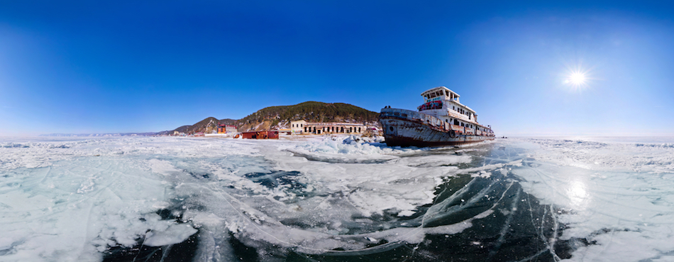Mysteries of lake Baikal