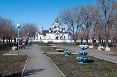 Filming in Russia: Orenburg Region